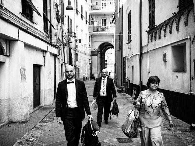 Il matrimonio di Luca e Ilaria a Spotorno, Savona 10