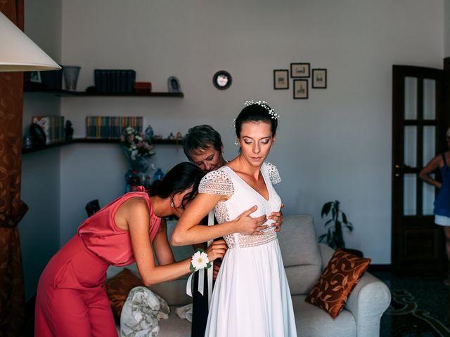 Il matrimonio di Luca e Ilaria a Spotorno, Savona 19