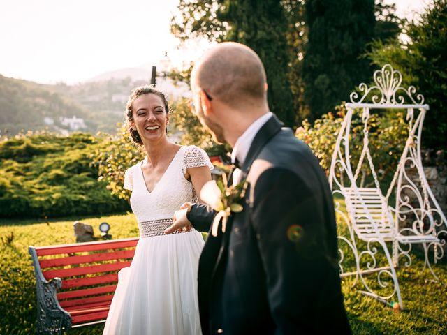 Il matrimonio di Luca e Ilaria a Spotorno, Savona 45