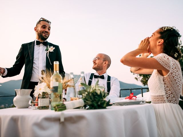 Il matrimonio di Luca e Ilaria a Spotorno, Savona 56