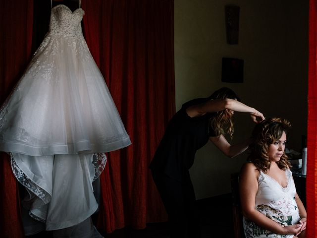 Il matrimonio di Andrea e Benedetta a Orvieto, Terni 5
