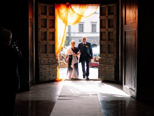 Il matrimonio di Andrea e Benedetta a Orvieto, Terni 19