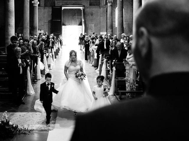 Il matrimonio di Andrea e Benedetta a Orvieto, Terni 20