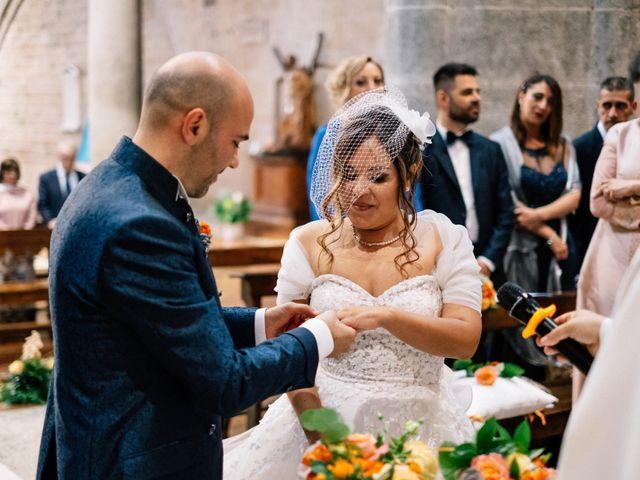 Il matrimonio di Andrea e Benedetta a Orvieto, Terni 22