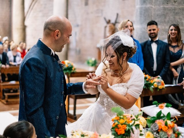 Il matrimonio di Andrea e Benedetta a Orvieto, Terni 23