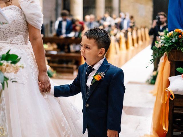 Il matrimonio di Andrea e Benedetta a Orvieto, Terni 24