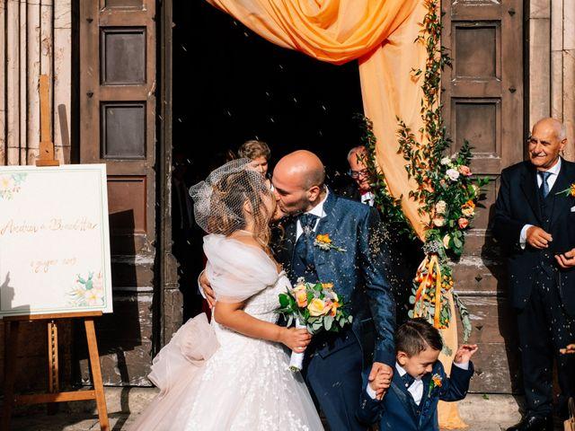 Il matrimonio di Andrea e Benedetta a Orvieto, Terni 26