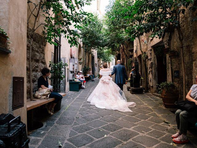 Il matrimonio di Andrea e Benedetta a Orvieto, Terni 27