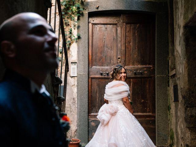 Il matrimonio di Andrea e Benedetta a Orvieto, Terni 28
