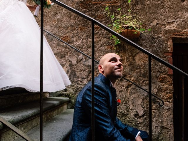 Il matrimonio di Andrea e Benedetta a Orvieto, Terni 30