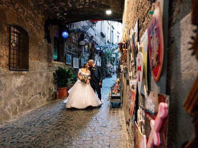 Il matrimonio di Andrea e Benedetta a Orvieto, Terni 32