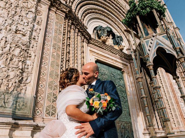 Il matrimonio di Andrea e Benedetta a Orvieto, Terni 33