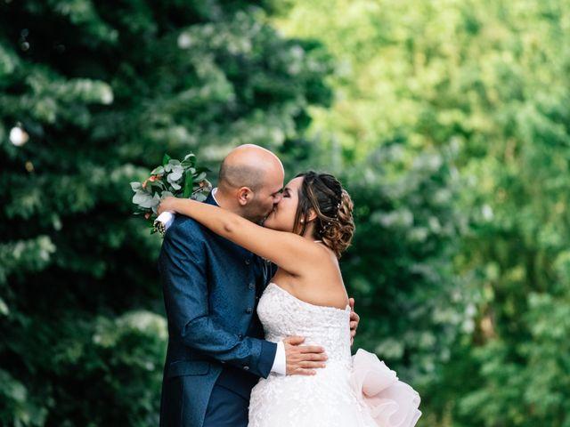 Il matrimonio di Andrea e Benedetta a Orvieto, Terni 35