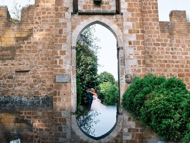 Il matrimonio di Andrea e Benedetta a Orvieto, Terni 36