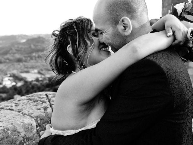 Il matrimonio di Andrea e Benedetta a Orvieto, Terni 37