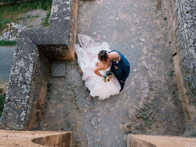 Il matrimonio di Andrea e Benedetta a Orvieto, Terni 39
