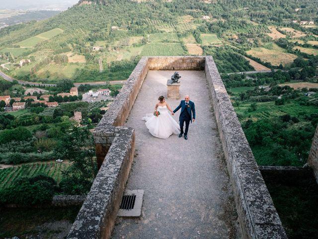 Il matrimonio di Andrea e Benedetta a Orvieto, Terni 40