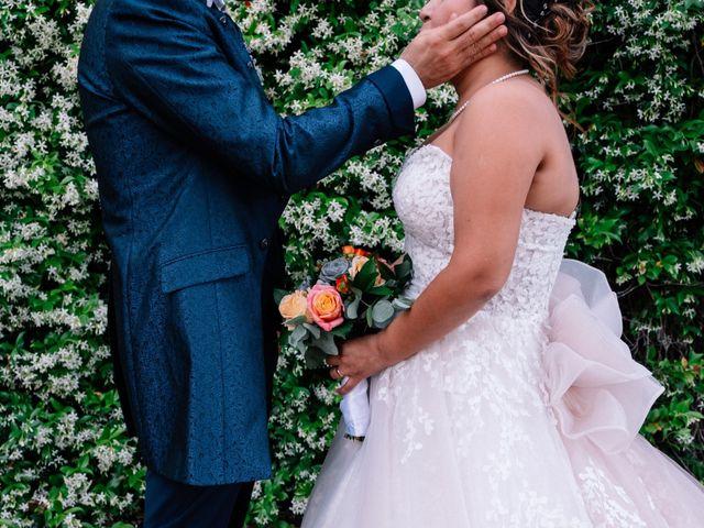 Il matrimonio di Andrea e Benedetta a Orvieto, Terni 42