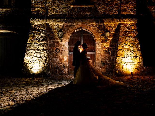 Il matrimonio di Andrea e Benedetta a Orvieto, Terni 47