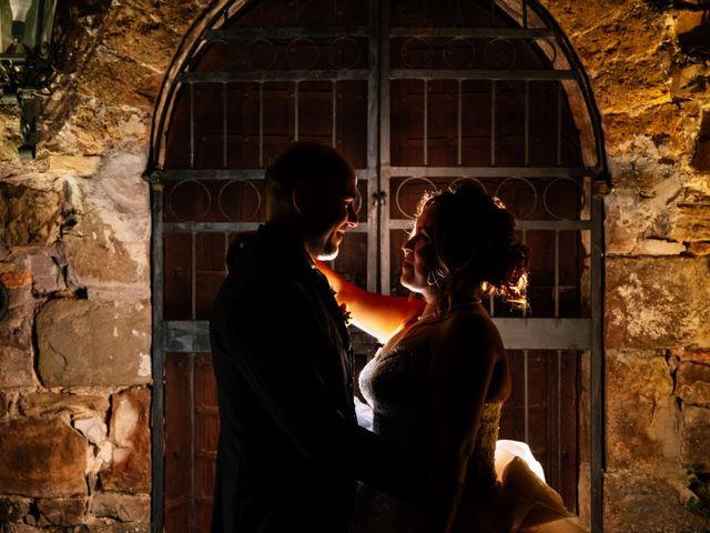 Il matrimonio di Andrea e Benedetta a Orvieto, Terni 51
