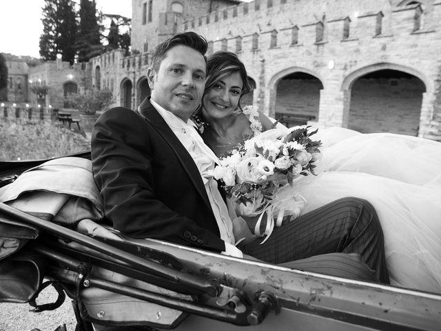 Il matrimonio di Francesca e Paolo a Perugia, Perugia 1