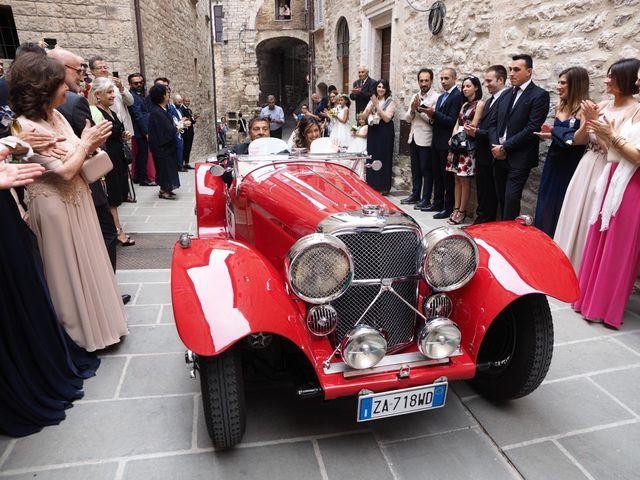 Il matrimonio di Francesca e Paolo a Perugia, Perugia 9