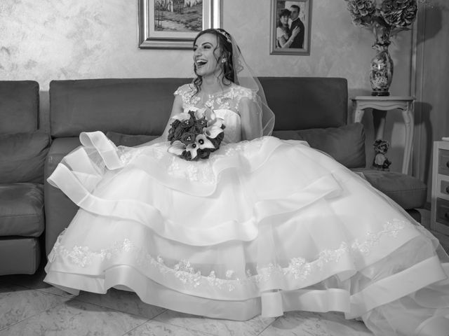 Il matrimonio di Christian e Ilenia a Monasterolo del Castello, Bergamo 15