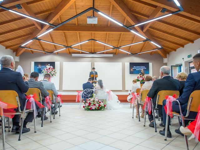 Il matrimonio di Christian e Ilenia a Monasterolo del Castello, Bergamo 29
