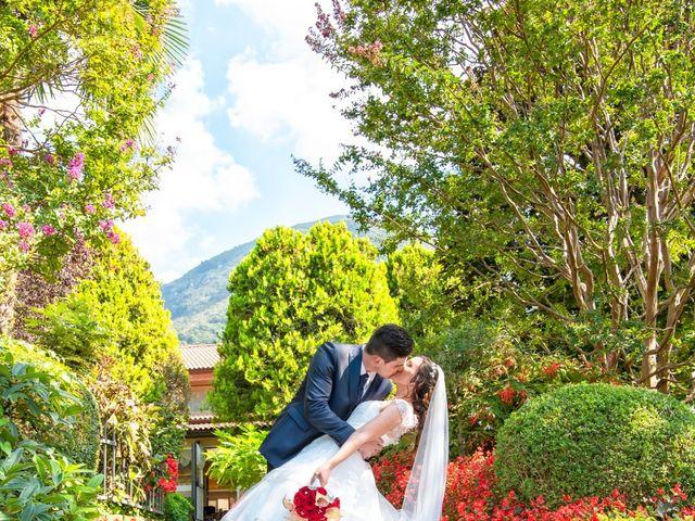 Il matrimonio di Christian e Ilenia a Monasterolo del Castello, Bergamo 1
