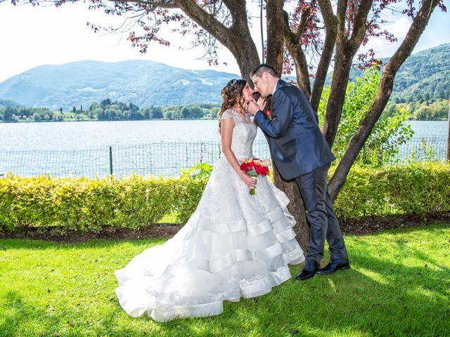 Il matrimonio di Christian e Ilenia a Monasterolo del Castello, Bergamo 41