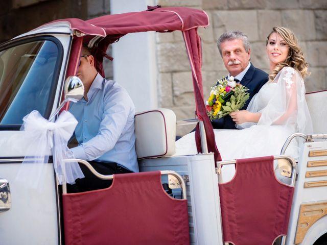 Il matrimonio di Marco e Martina a Firenze, Firenze 32