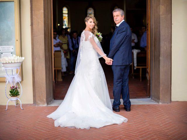 Il matrimonio di Marco e Martina a Firenze, Firenze 34