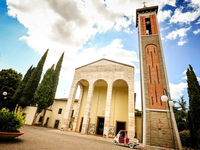 Il matrimonio di Marco e Martina a Firenze, Firenze 36