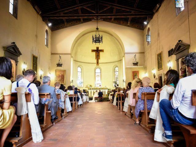 Il matrimonio di Marco e Martina a Firenze, Firenze 37