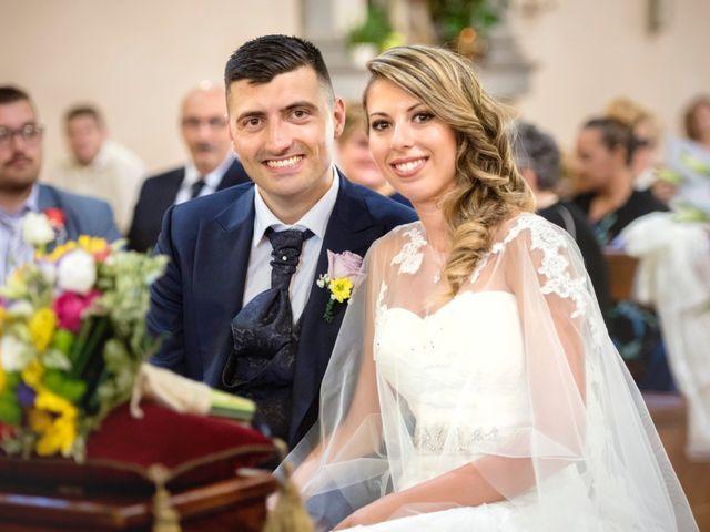 Il matrimonio di Marco e Martina a Firenze, Firenze 39