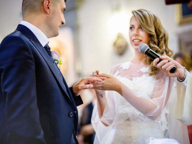 Il matrimonio di Marco e Martina a Firenze, Firenze 42