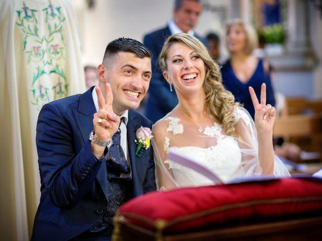 Il matrimonio di Marco e Martina a Firenze, Firenze 43
