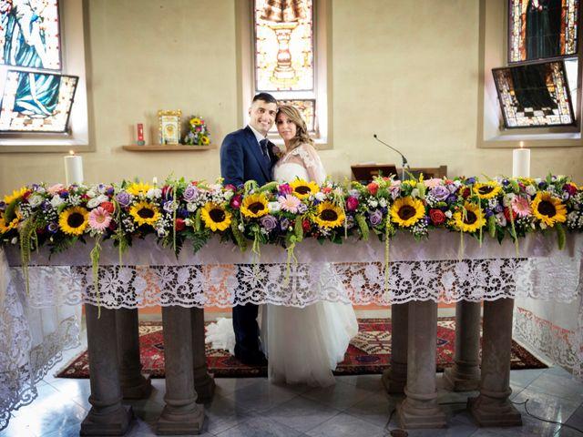 Il matrimonio di Marco e Martina a Firenze, Firenze 47