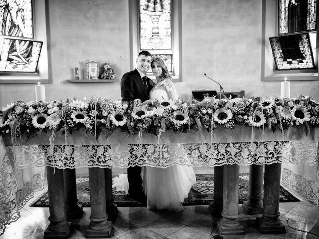 Il matrimonio di Marco e Martina a Firenze, Firenze 48