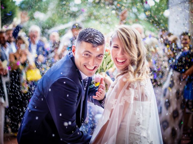 Le nozze di Martina e Marco