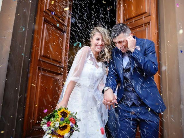 Il matrimonio di Marco e Martina a Firenze, Firenze 50