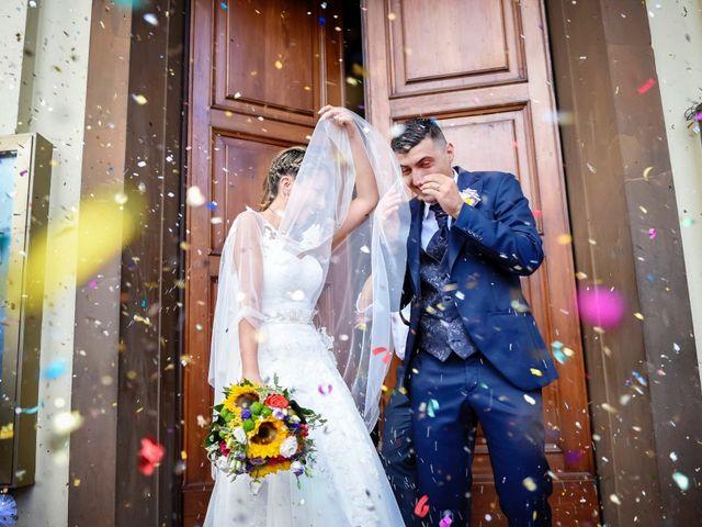 Il matrimonio di Marco e Martina a Firenze, Firenze 51