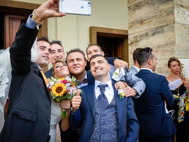 Il matrimonio di Marco e Martina a Firenze, Firenze 52
