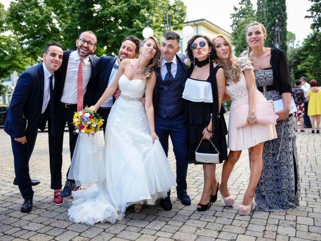 Il matrimonio di Marco e Martina a Firenze, Firenze 54