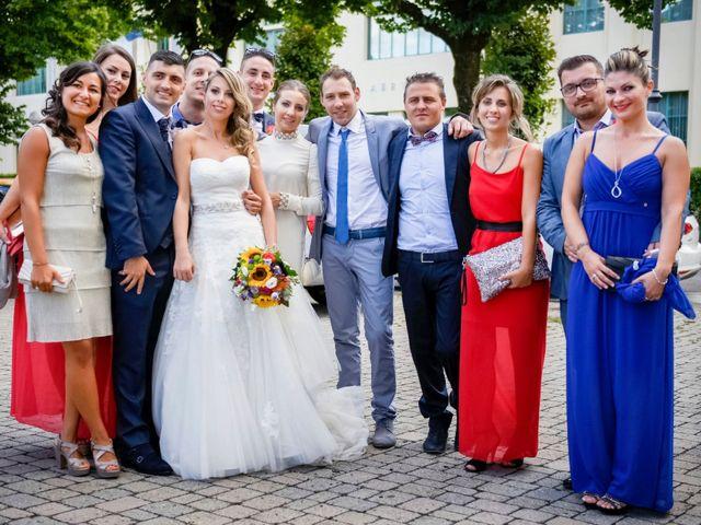 Il matrimonio di Marco e Martina a Firenze, Firenze 57