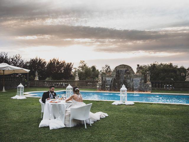 Il matrimonio di Lorenzo e Francesca a Castel Gandolfo, Roma 4