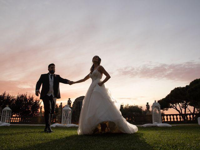 Il matrimonio di Lorenzo e Francesca a Castel Gandolfo, Roma 5
