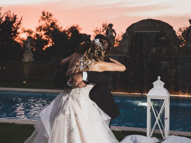 Il matrimonio di Lorenzo e Francesca a Castel Gandolfo, Roma 6