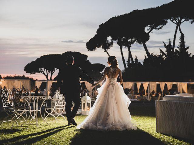 Il matrimonio di Lorenzo e Francesca a Castel Gandolfo, Roma 9