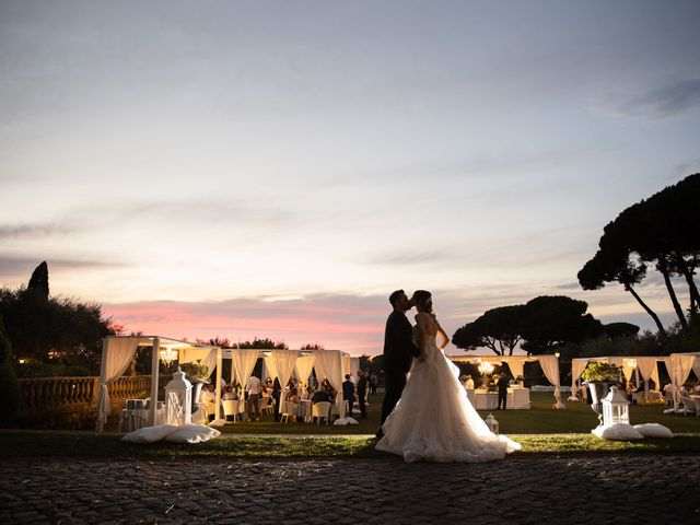 Il matrimonio di Lorenzo e Francesca a Castel Gandolfo, Roma 10